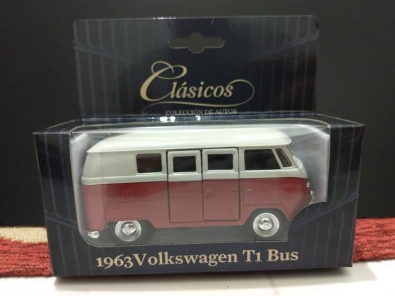 Volkswagen T1 Bus (1963) - De La Colección clasicos.