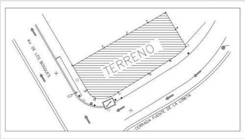 Terreno Venta / Avenida De Los Bosques / Tecamachalco