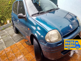 Renault Clio Rl Yahoo Authent. 1.0 8v 5p