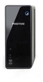 Cpu Positivo Intel Dual Core 4gb Hd 500gb - Novo