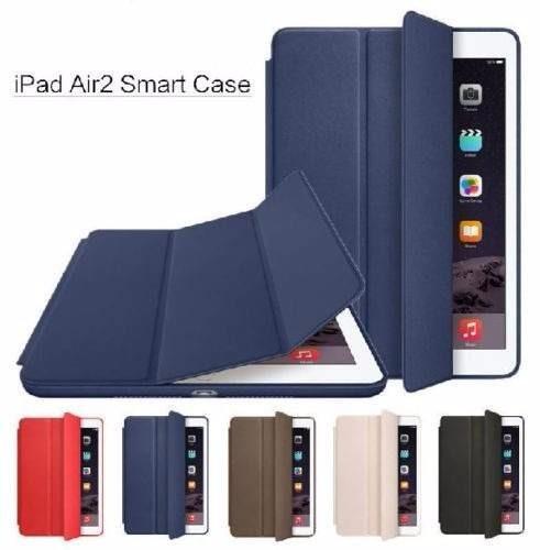 iPad Smart Case Amarelo Azul Forte