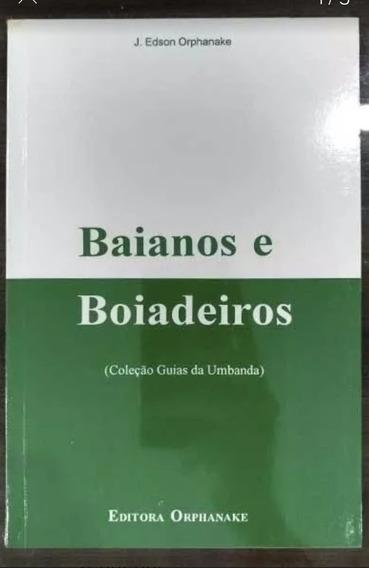 Livro Baianos E Boiadeiros