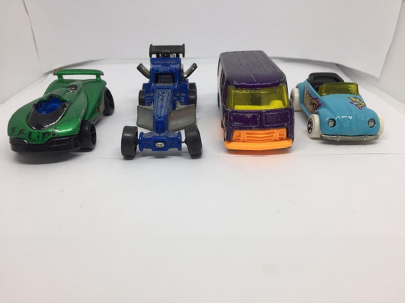 Hot Wheels Volks Beatle, Street Cleaver, 9645 E Outro