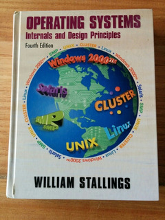 Operating System - Stallings - 4th Edition - Inglés