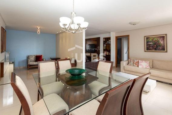 Apartamento Com 3 Dormitórios À Venda, 150 M² Por R$ 720.000,00 - Jardim Goiás - Goiânia/go - Ap2984