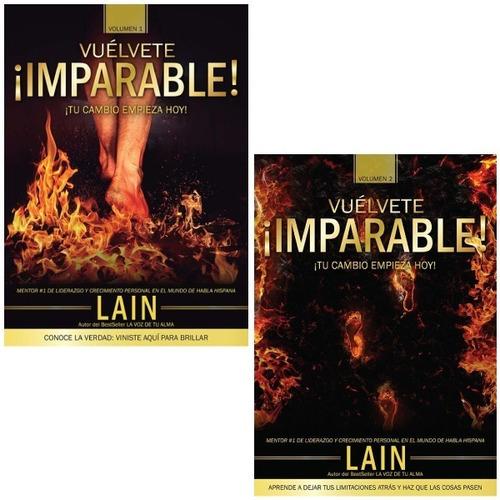 Pack Vuélvete Imparable Vol 1 Y 2 - Lain Garcia Calvo