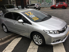 Honda Civic Sedan 1.8 Lxl 2012