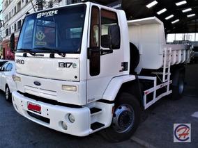 Cargo 1317 Caçamba 99.000km Originais