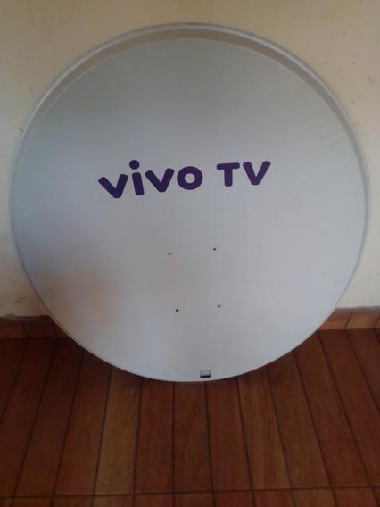 Antena Ku Vivo 90 Cm Promoção Fim De Semana