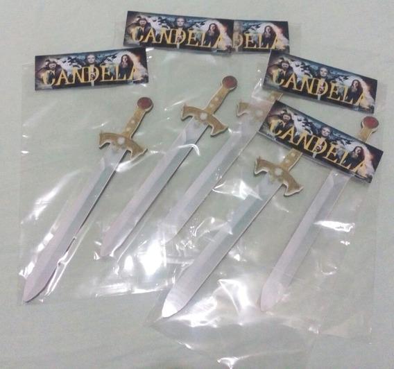 Espada Medieval, Blancanieves, Cazador, Pack X10 Unid.