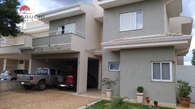 Casa Residencial À Venda, 238 M², Condomínio Santa Isabel, Paulínia. - Codigo: Ca0056 - Ca0056