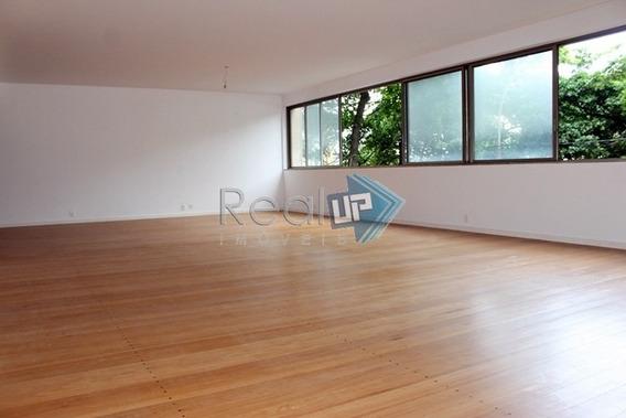 Apartamento No Leblon Com 4 Quartos! - 1336