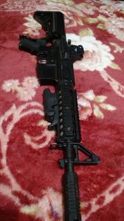 Rifle Airsoft Elétrico Aeg M4 Cqb Cm012