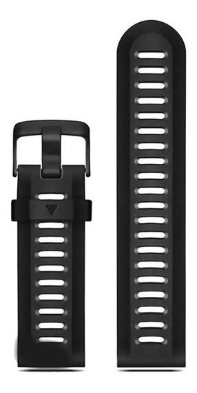 Correa Repuesto Reloj Garmin Fenix 3 Negra 26mm