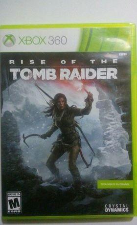 Videojuego Rise Of The Tomb Raider Para Xbox 360 B/estado