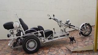Projeto Triciclo Chopper Envio Email Rápido