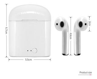 Audífonos Manos Libres Tipo AirPods I7s Bluetooth