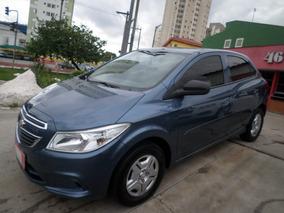 Chevrolet Onix Lt 1.0 2016 Azul