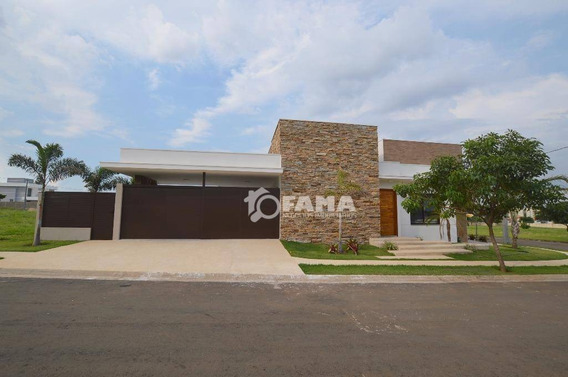 Casa Residencial À Venda, Residencial Villa Bella - Siena, Paulínia - Ca1582. - Ca1582