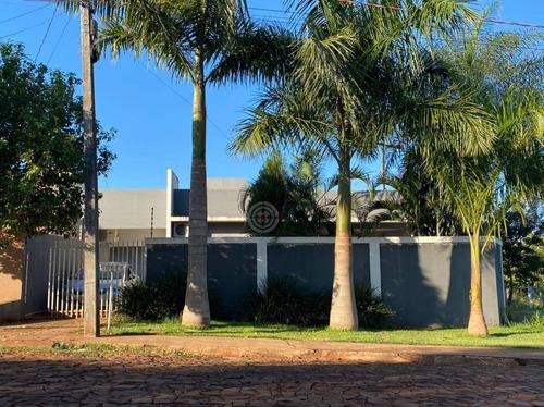 Imagem 1 de 16 de Casa Com 2 Dormitórios À Venda, 65 M² Por R$ 320.000,00 - Jardim Residencial São Roque - Foz Do Iguaçu/pr - Ca0630