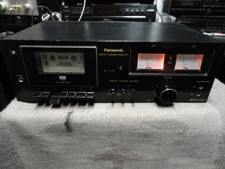 Deck Clásico Panasonic Rs-611
