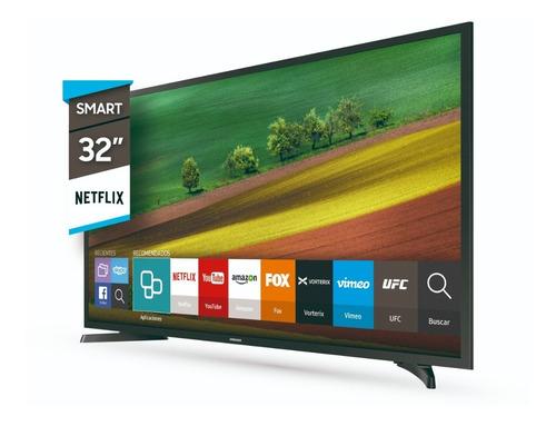 Smart Tv Led 32 Pulgadas Un32j4290ag Samsung Hd Usb Hdmi