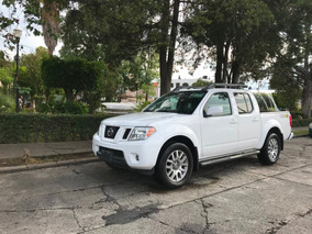 Nissan Frontier Pro-4x Crew Cab 4x4 At