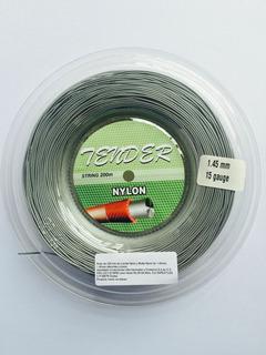Rollo De Cuerda Tender Nylon 1.45mm 15g.