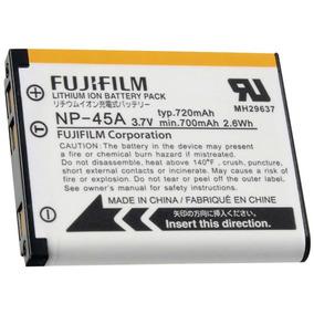 N* Bateria Original Fuji Casio Np-80 Np-80dba Np-82 Np-82dba