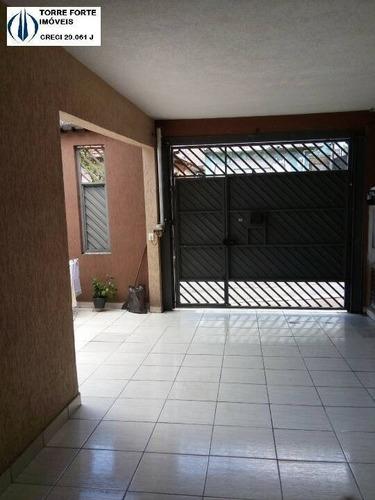 Imagem 1 de 15 de Casa Térrea Com 2 Dormitórios, 2 Vagas Na Vila Ema. Estuda Permuta ! - 2671