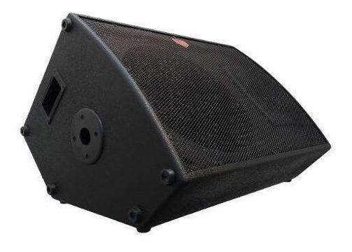 Caixa Som Acústica Vazia Monitor Retorno 2 Vias Falante P 12