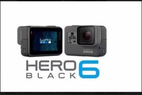 Gopro Hero 6 Silver 4k Com Cartão De Memória De 16gb