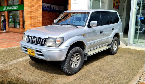 Toyota Prado 2007 2.7 Gx
