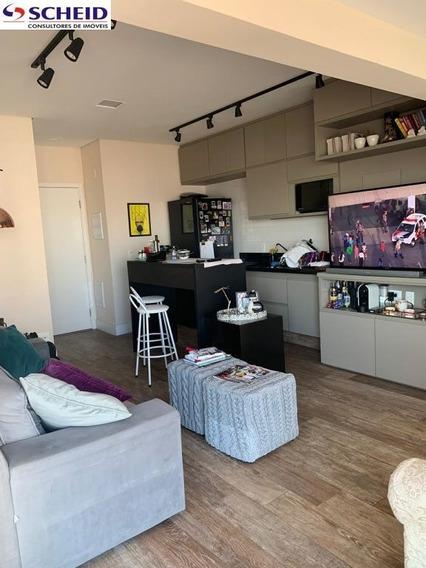 Lindo Apartamento No Brooklin!!!!! Próximo Ao Metrô - Mr67391