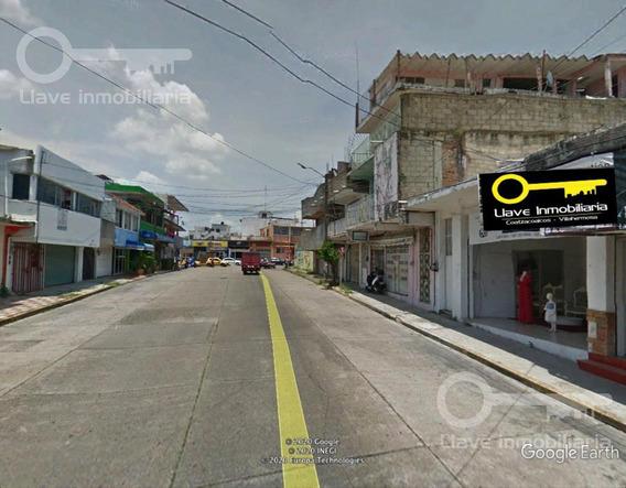 Local En Renta, Col. Centro. Minatitlán