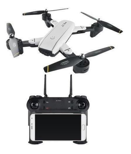 Drone Sg700d Câmera 4k 20min De Vôo Completo Vs Sg106 E58