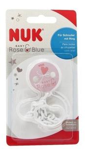 Nuk Atachupete Cadena Varios Motivos Rose And Blue Celeste