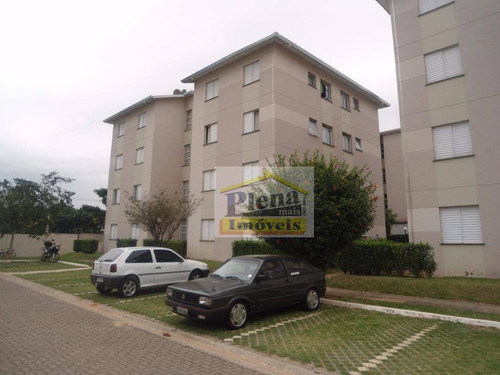 Imagem 1 de 18 de Apartamento Residencial À Venda, Jardim Santa Maria (nova Veneza), Sumaré. - Ap0716