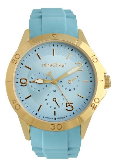 Reloj Original Dama Marca Nine2five Modelo Aegi10azaz