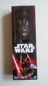 Boneco Action Figure Darth Vader Star Wars Original Hasbro