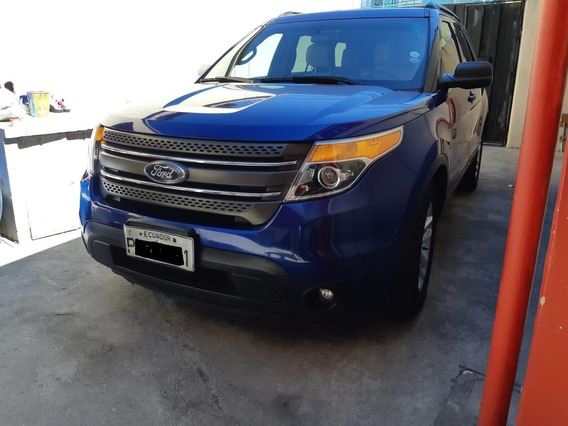 Ford Explorer 5p T/a