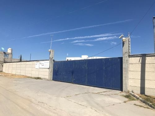 Bodega Con Oficina Para Renta En Mexicaltzingo