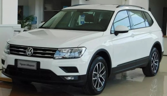Volkswagen Tiguan Allspace 1.4 Tsi Trendline 150cv Dsg 0km 8