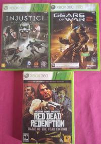 Jogos Oririginais Do Xbox360