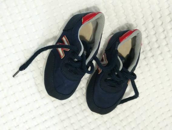 Zapatos Deportivos De Niños New Balance Talla 19,5