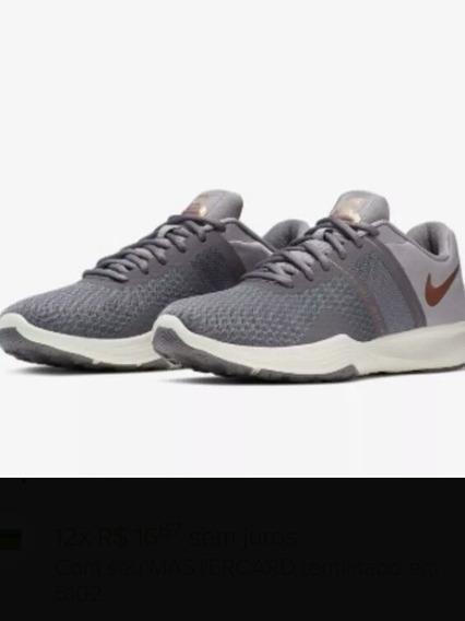 Tênis Nike Feminino Original!!!2 Meses De Uso, Está Novo