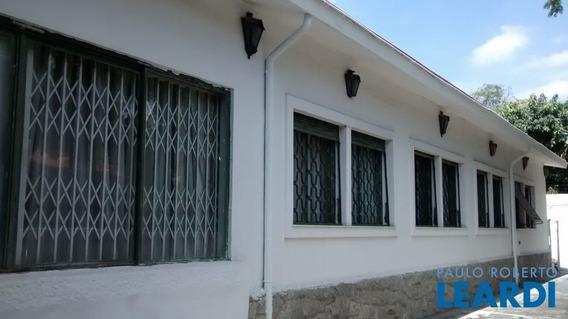 Casa Térrea - Pacaembú - Sp - 271174