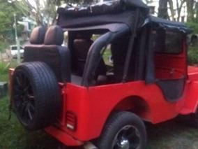Jeep Williz Personalizado