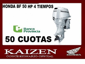 Honda Fuera Borda 50 Hp 4 Tiempos Pata Larga