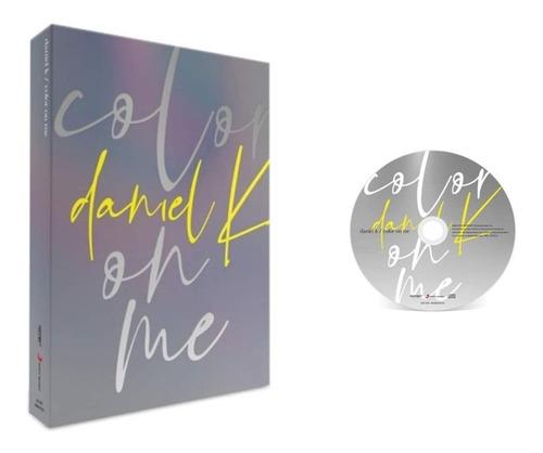 Daniel Kang Album Color On Me Nuevo Original Sellado